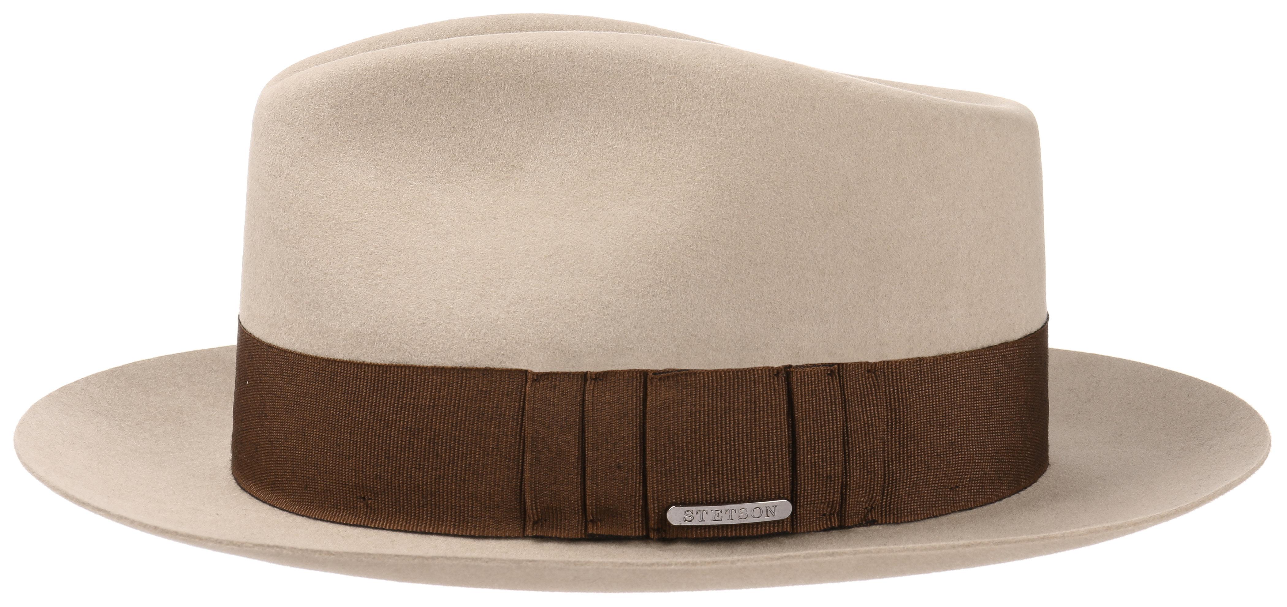 a0fb33ecafe Stetson Orify je klasický klobouk typu fedora
