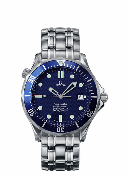 Omega Seamaster Diver 300m – hodinky Jamese Bonda  0ffb8b2b0fc