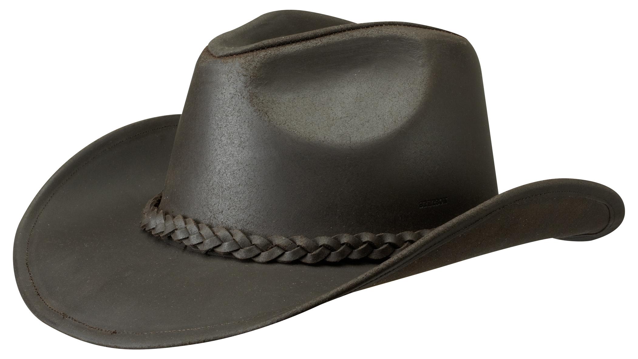 ffdb26b3fdc Stetson Mendota – kožený klobouk z bizoní kůže