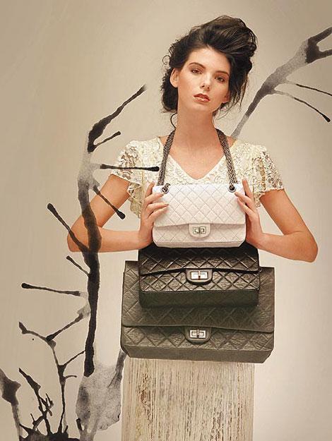 107dce03fa Renee Zellweger s kabelkou Chanel 2.55