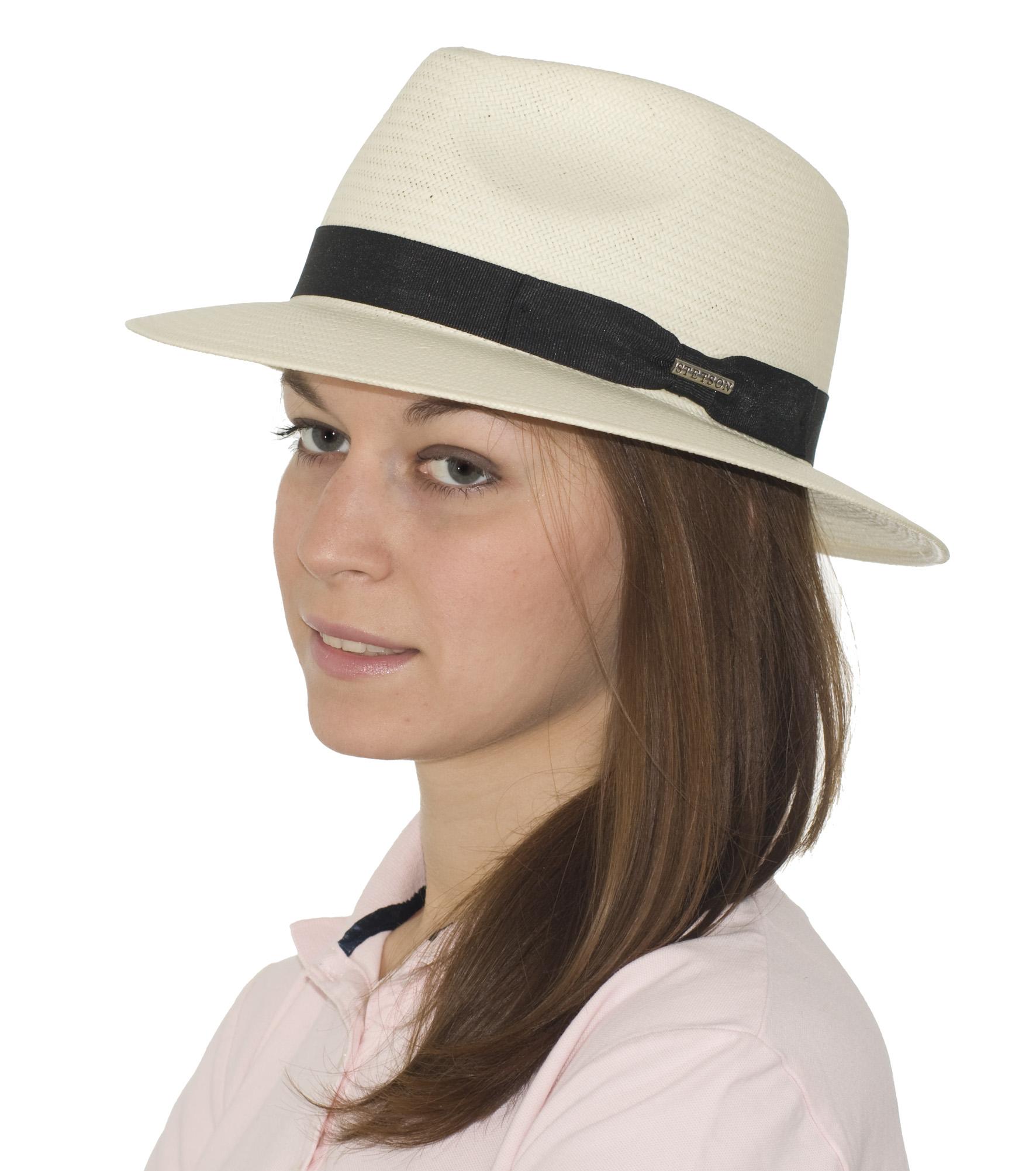 Klobouk Stetson Aripeka je klasický elegantní panama klobouk e3eaf5ee0e