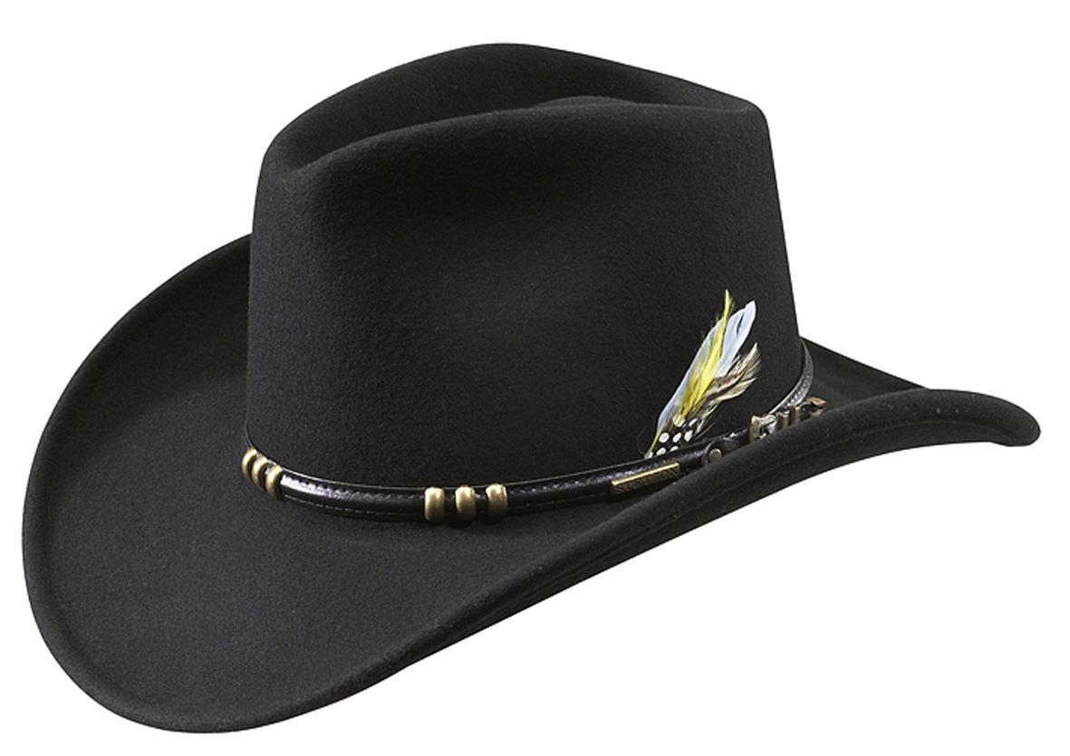 Stetson Buffalo – klasický kovbojský klobouk  08e90c3018