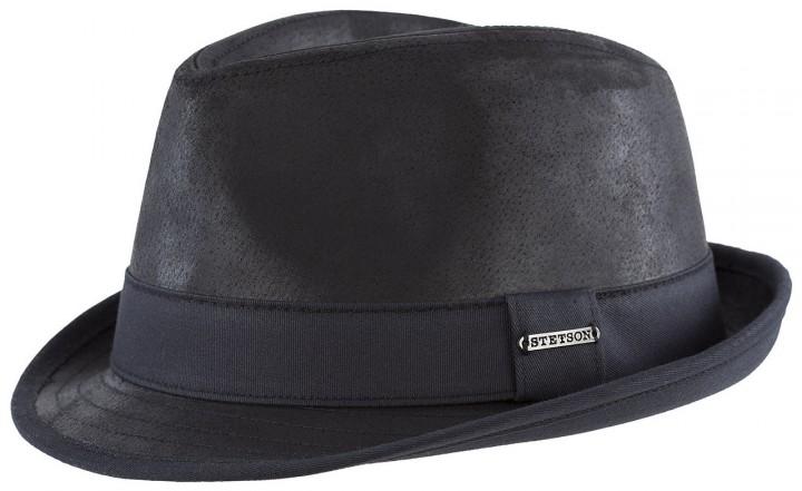 Stetson Citrus - kožený trilby klobouk ac762ba216