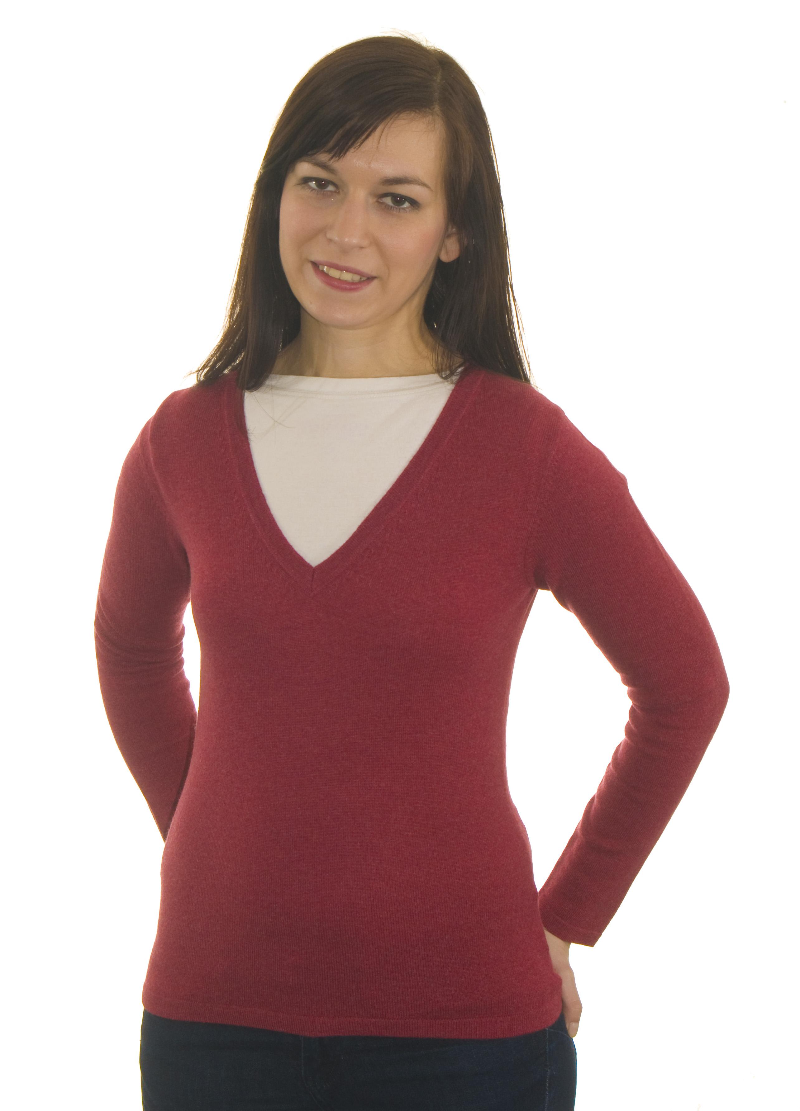 2efe4b48920 Kašmírový svetr