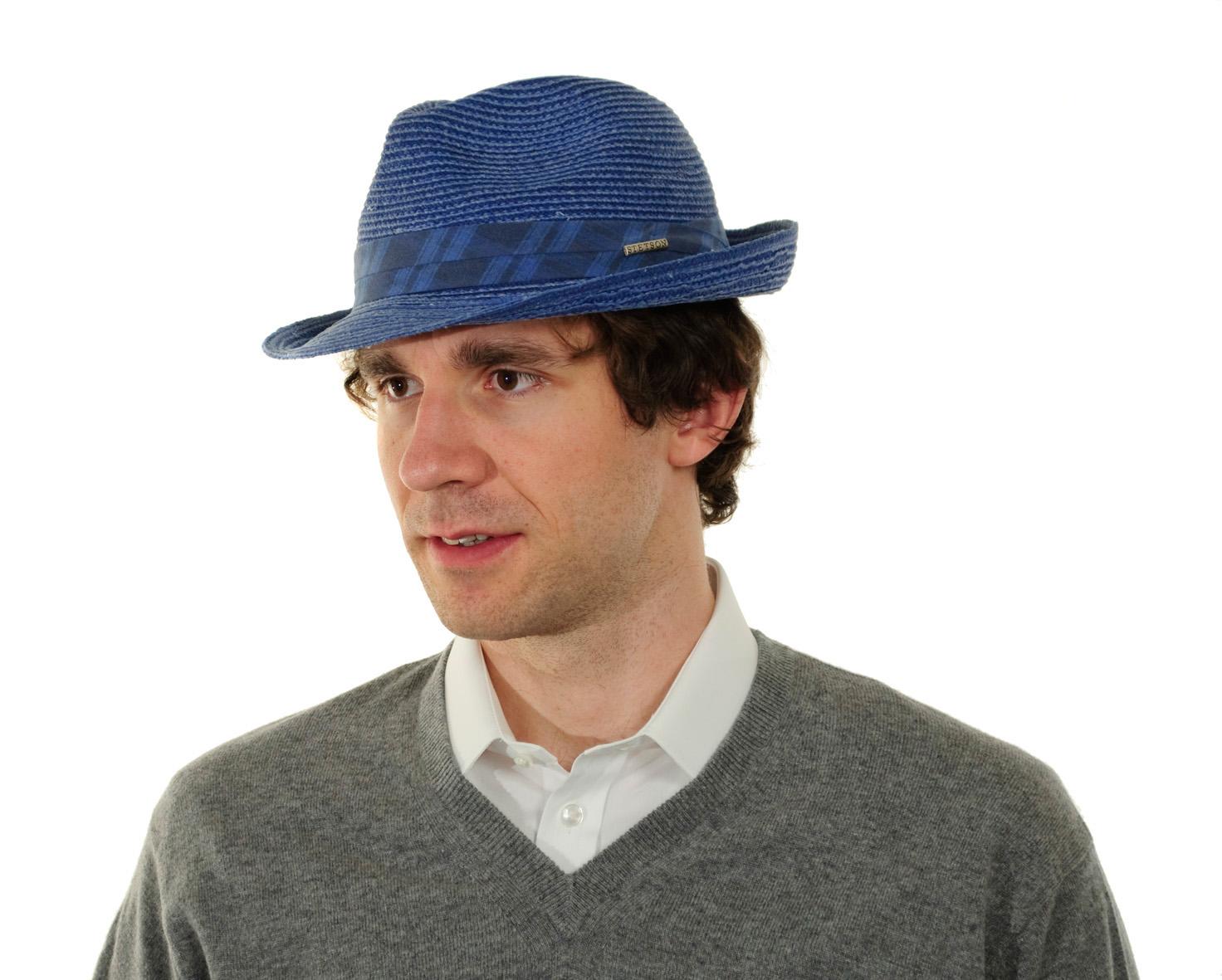 Stetson Dedham – bavlněný letní klobouk  0cb6abe0f4