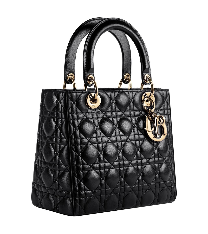 Ikonické kabelky – Lady Dior  e8ef5ae675f