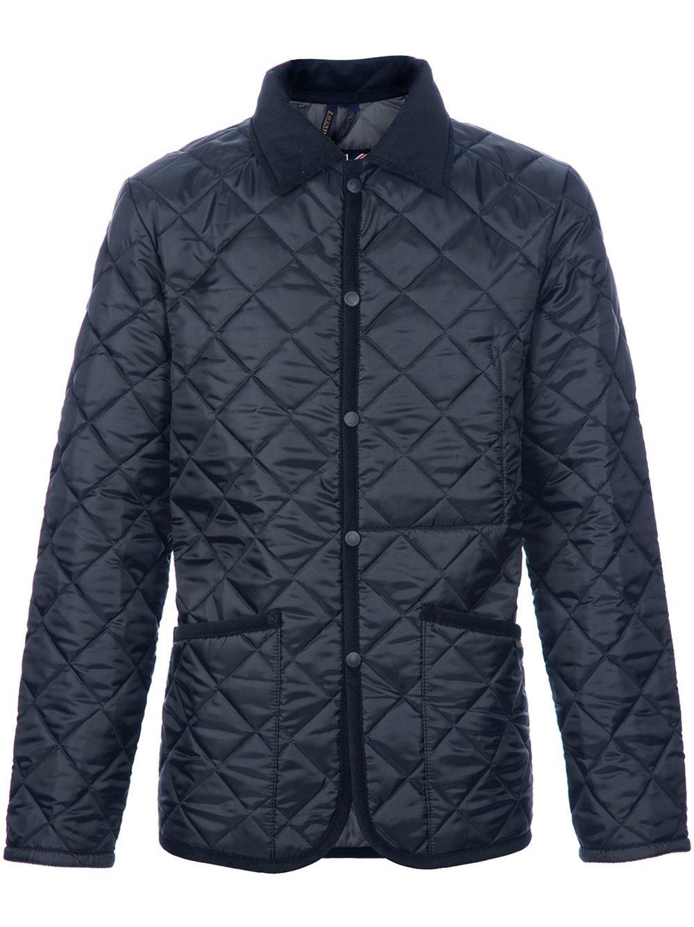 Quilted bunda britské značky Lavenham 686c6dd7c0