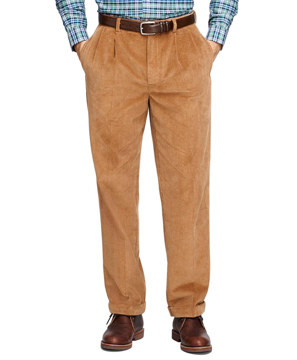 Manšestrové kalhoty – nejen volnočasová stálice  4d7a0cb08f