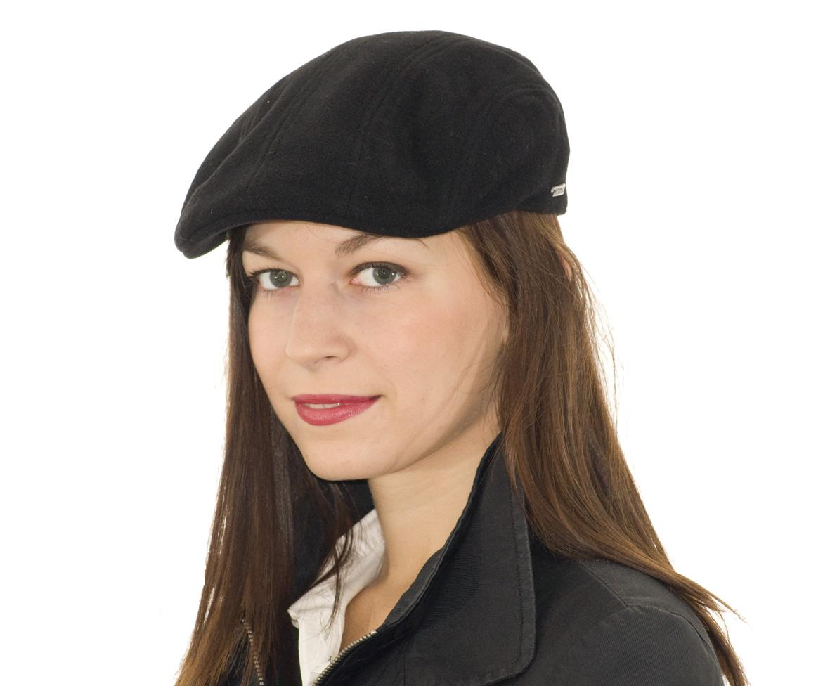 Vlněná plochá čepka – módní doplněk i funkční ochrana hlavy před ... 2083b491bf