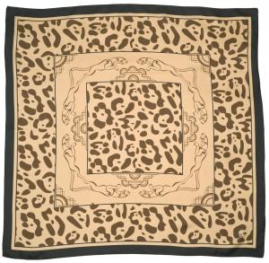 Šátky s jaguářím vzorem