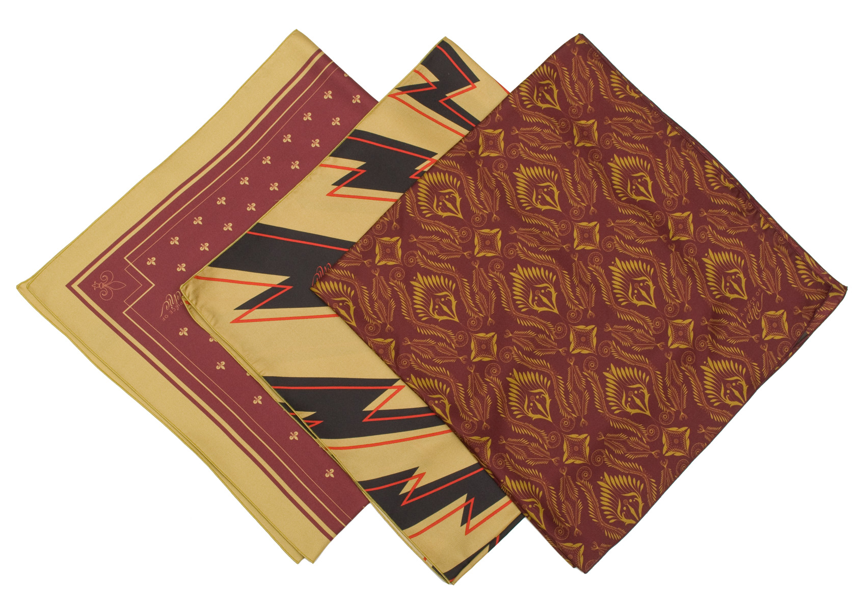 Letní kolekce luxusních hedvábných šátků značky A Piece of Chic ... dd96525294