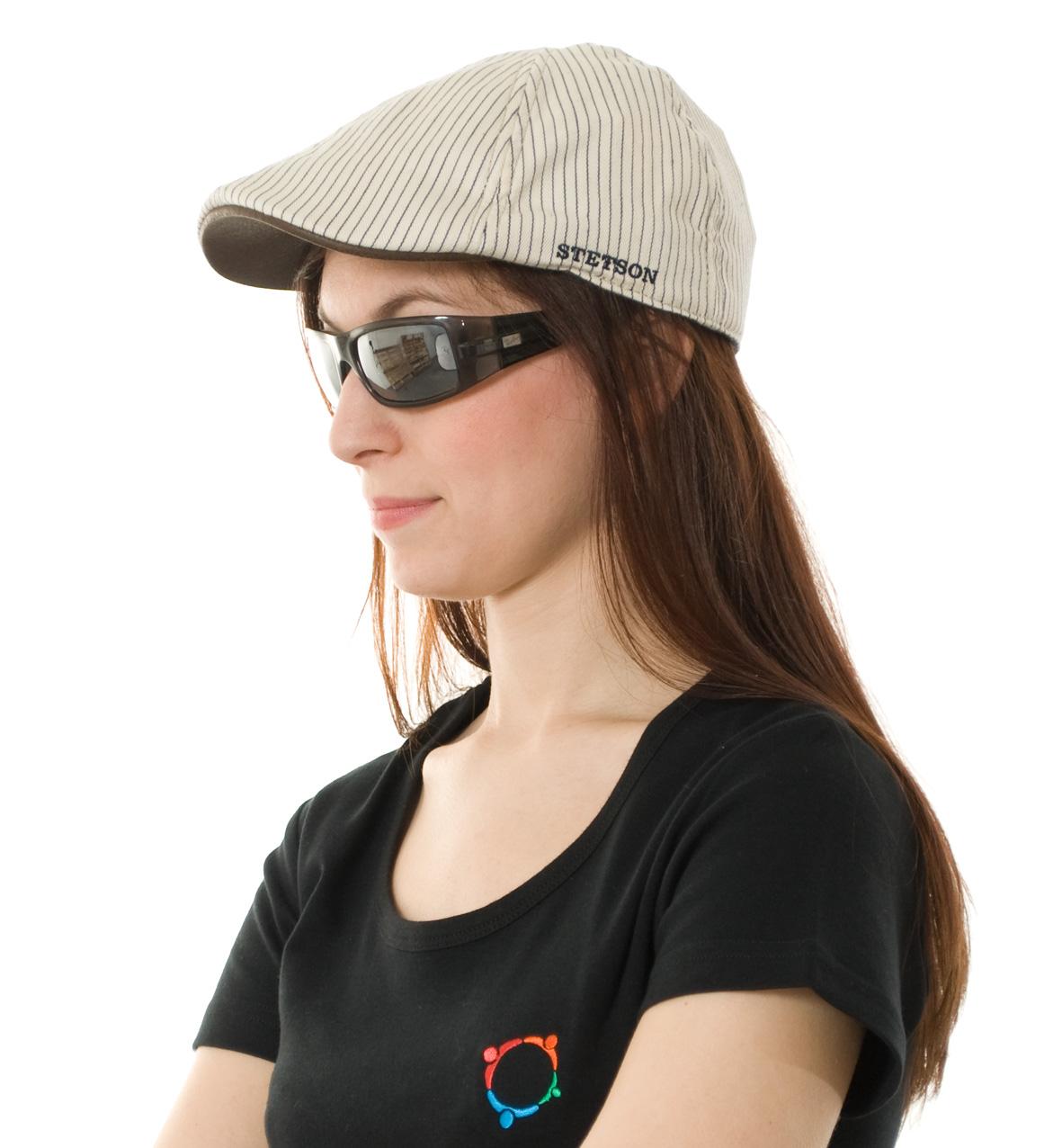 Letní bekovky (ploché čepice s kšiltem) jsou oblíbeným a platným funkčním  doplňkem. Chrání nejen před letními přeháňkami 87ccecff9b
