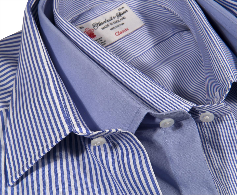Prestižní značky pánských košilí – první liga  a742b3dbab