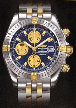 Breitling Chronomat – elegantní a praktické hodinky se sportovním duchem  dda5b0c8349