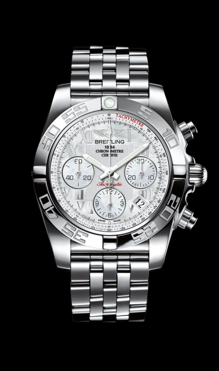 Breitling Chronomat – elegantní a praktické hodinky se sportovním duchem 7f63a6b5100